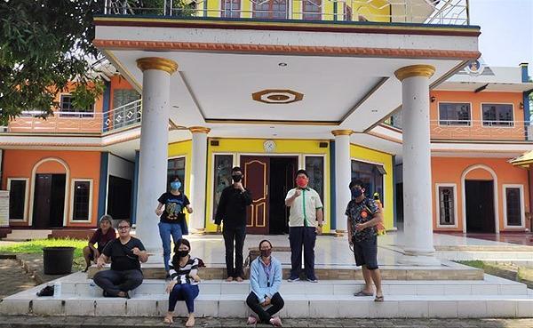 Tin Thanh niên Phật tử Indonesia 5