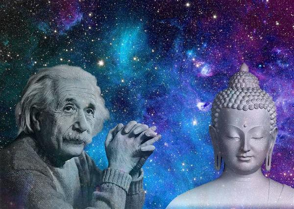 einstein-and-buddha-spiritual-science