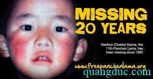 His Holiness the Panchen Lama
