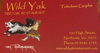 Wild Yak Restaurant in Melbourne-01