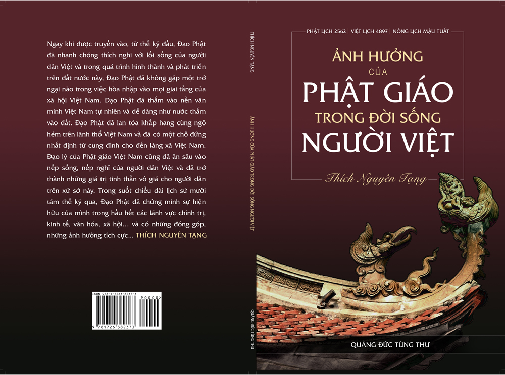 ANH HUONG CUA PHAT GIAO COVER
