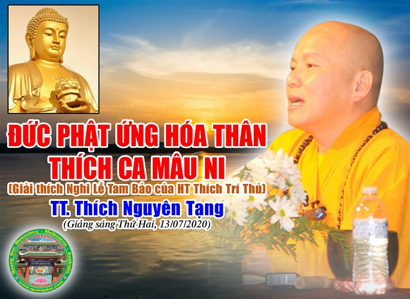 Duc Phat Thich Ca